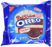 Oreo Red Velvet Sandwich Cookies, 10.7 Ounce