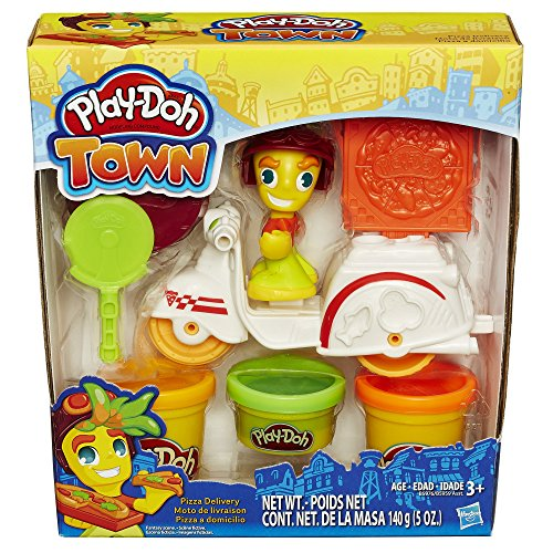 Play-Doh Town Pizza Delivery