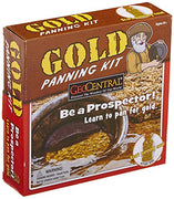 GeoCentral Gold Panning Kit