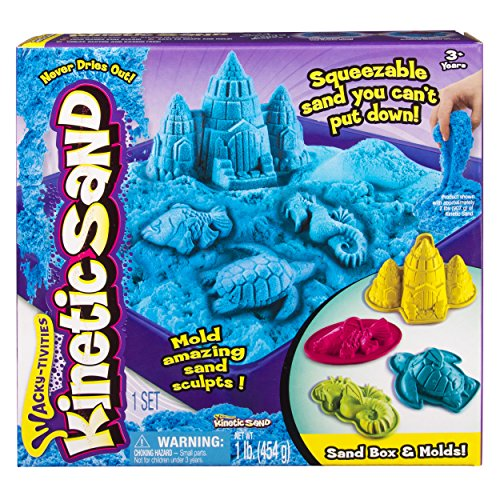 KNS ACK KineticSand Box Set - Blue GBL