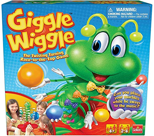 Giggle Wiggle Game (4 Player)