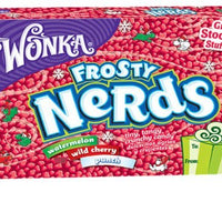 Frosty Nerds Wonka 5 Oz Theatre Box - Pack of 3 Watermelon Wild Cherry Punch