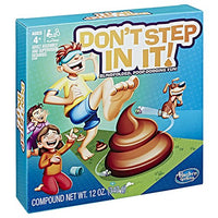Don't Step In It Family Game