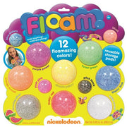 Nickelodeon Floam 12 Pack