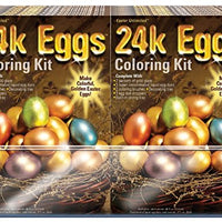24 Karat Easter Egg Coloring Kit