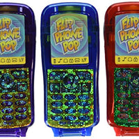 Flip Phone Pop - 12 count