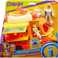 Fisher-Price Imaginext Scooby-Doo Shaggy & Hot Dog Cart