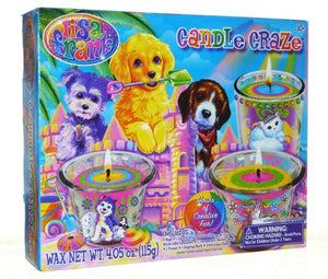Lisa Frank Candle Craze