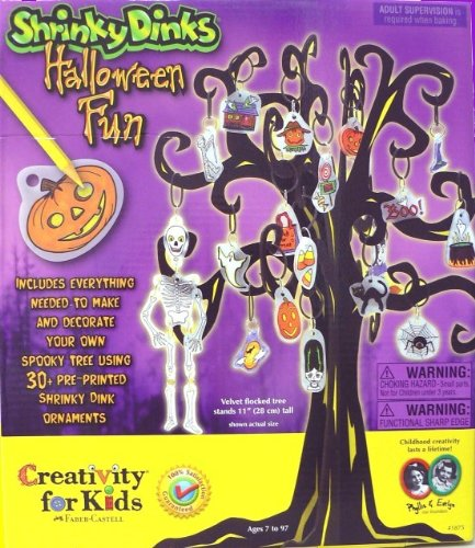 Faber and Castell Shrinky Dinks Halloween Fun