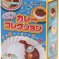 Retro Japanese Meals Re-Ment box Set curry rice collection