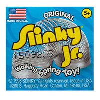 The Original Slinky Brand Metal Slinky Jr.