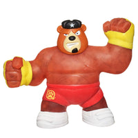 Heroes of Goo Jit Zu - Single Spongy Bear Action Figure, Brawler