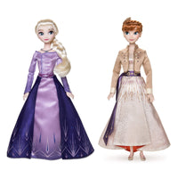 Disney Anna and Elsa Doll Set - Frozen II
