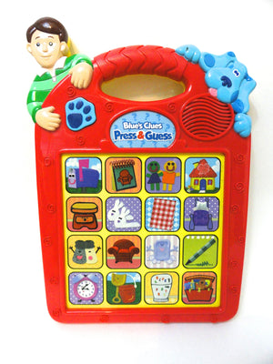 "Blue's Clues ""Press & Guess"" Electronic Memory Game"