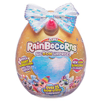 Rainbocorns Giant Big Bow Surprise Mystery Egg (Includes 25+ Surprises!) by Zuru - Flamingo