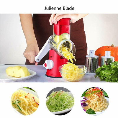 The Mandoline Slicer
