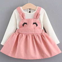 Load image into Gallery viewer, Baby Girl Casual Dress Collection in Ball Gown Design