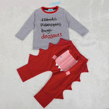 Load image into Gallery viewer, Baby T-Shirt + Pants Set Collection in Multiple Designs