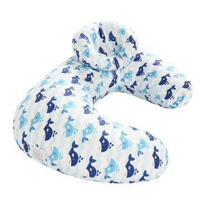 Nursing Pillows in Cotton in Fun Designs
