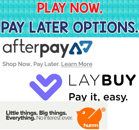 Afterpay Laybuy Humm Available