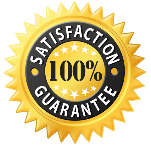 30 day Satisfaction Warranty
