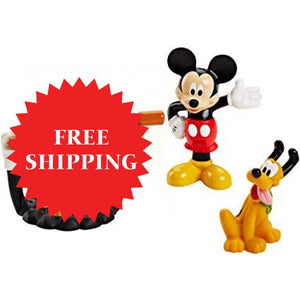 1 X Fisher-Price Disney Mickey Mouse Clubhouse - Silly Grillin Donald Toy Figure