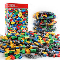 1000 Pcs Building Blocks