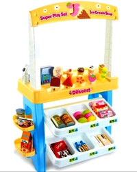 Pretend Play  Kids Children Dessert Store Shop Super FULL Play Set - Shopping - Elea Toys