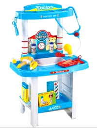 Little Doctor's Set - Stand/Table - Elea Toys