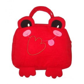 Tree Frog Lunch Box Red