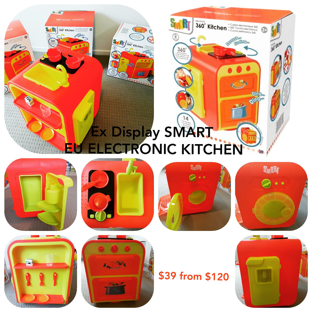 Ex Display Smart Electronic Kitchen Set ALL IN ONE