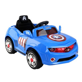 Disney Captain America Kids Ride on Car