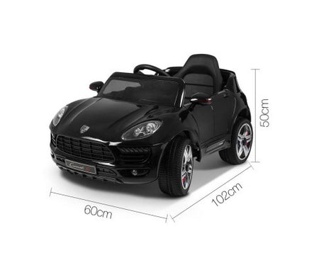 Rigo Kids Ride On Car - Black - Elea Toys