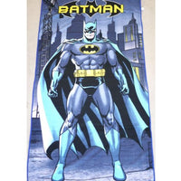 Kids Bath Beach Pool Towel Batman