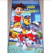 Kids Bath Beach Towel Paw Patrol
