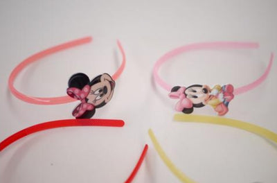 Hair Bands Minnie Mouse mixed