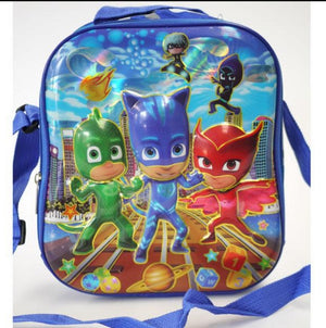 PJ Masks Kids 4D Lunch Bag
