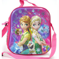 Frozen Kids 4D Lunch Bag