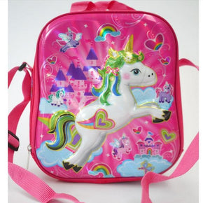Unicorn 4D Lunch Bag