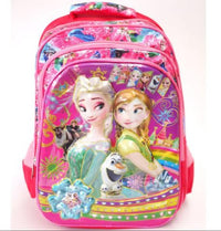 Kids 4D Large Backpack Frozen - Elea Toys