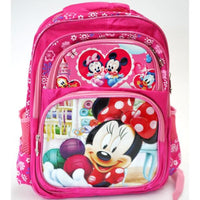 Kids Large Backpack Minnie Mouse - Elea Toys