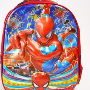 Kids 4D Medium Backpack Spiderman
