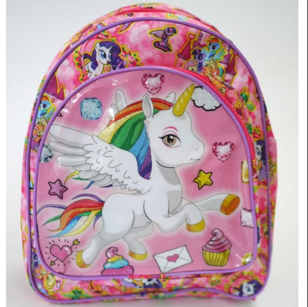 Unicorn Kids Backpack Medium size