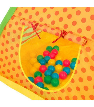 Kids Ball Pit With Tent - Elea Toys