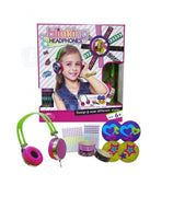 Blinking Headphones For Girls - Design Your Way