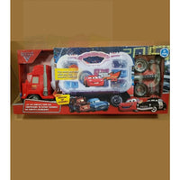 Cars 3 Assemble Car/truck Full Set - Freedom Of Assembly