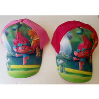 Character Themed Children Sports Caps - Girls