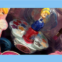 Cinderella Beauty Makeup Carriage Disney Princess