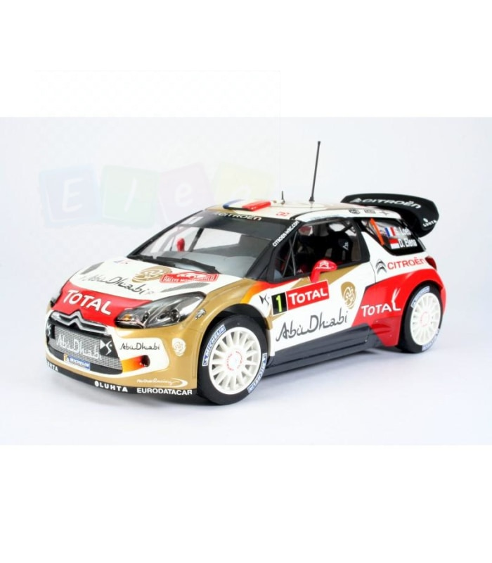 Citroen Ds3 Etc 2013 Radio Control Car