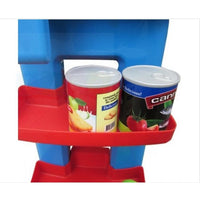 Deluxe Supermarket Set With Cart